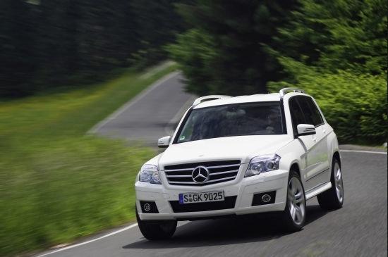 2012 M-Benz GLK-Class GLK220 CDI 4MATIC BlueEFFICIENCY