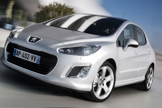 2012 Peugeot 308 1.6 e-HDi Design