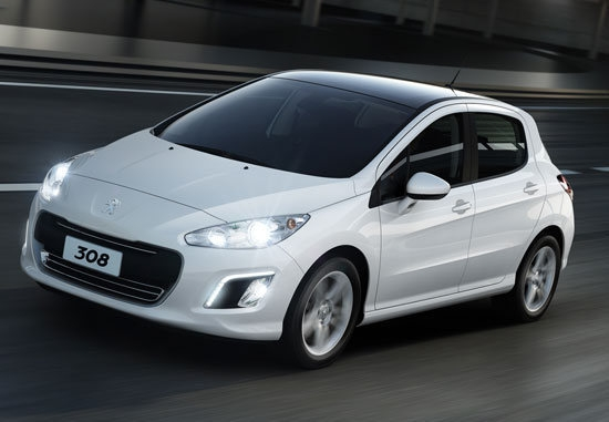 2013 Peugeot 308 1.6 THP Active