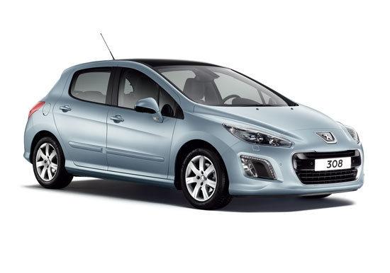 2012 Peugeot 308 2.0 HDi Classic