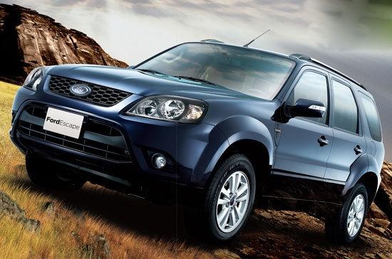 2012 Ford Escape 2.3 4WD