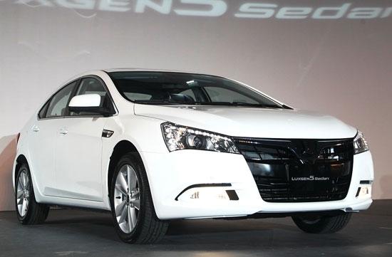 2012 Luxgen 5 Sedan