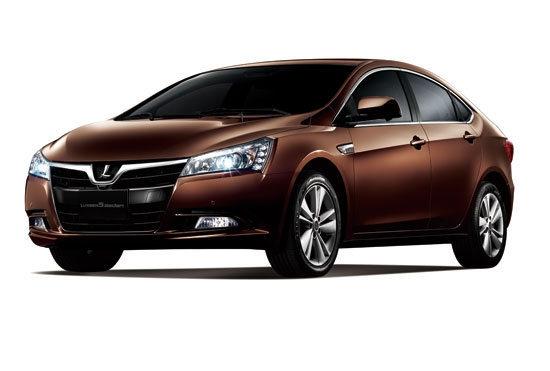 2013 Luxgen 5 Sedan 1.8頂級型