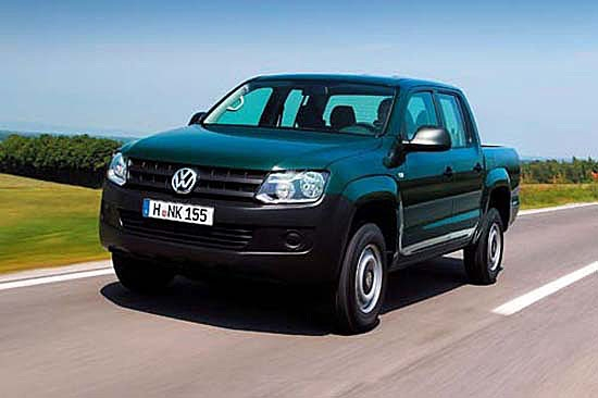2012 Volkswagen Amarok 2.0 TDI