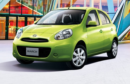 Nissan_March_1.5 SL