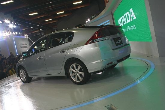 Honda_Insight Hybrid_1.3