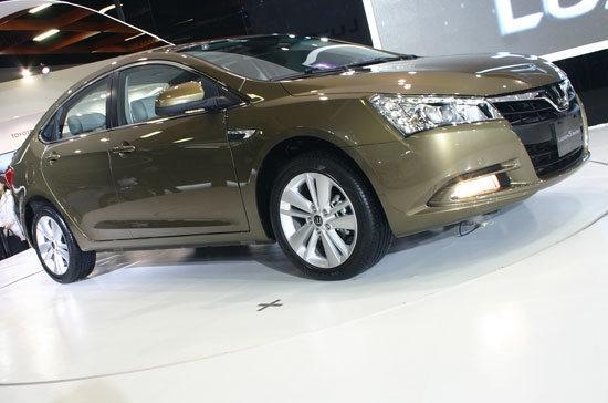 2013 Luxgen 5 Sedan 2.0尊爵型