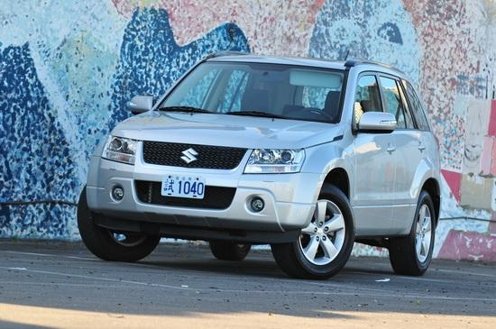 2012 Suzuki Grand Vitara JP