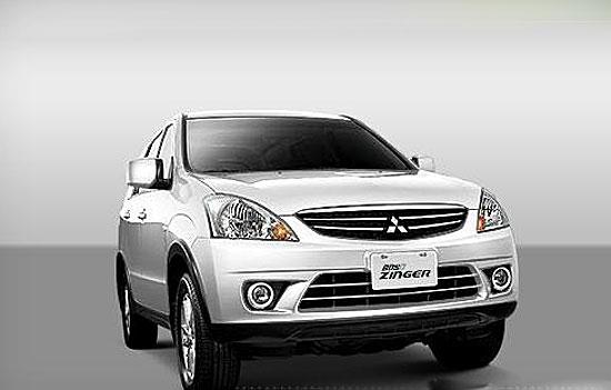 2012 Mitsubishi Boss Zinger