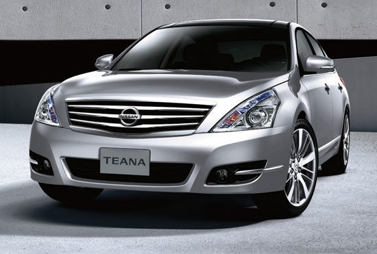 Nissan_Teana_2.0 TA旗艦版
