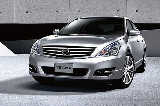 Nissan_Teana_2.5 LD經典版