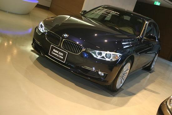 2012 BMW 3-Series Sedan 335i Sport