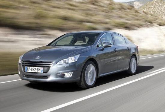 2013 Peugeot 508 1.6 e-HDi Premium