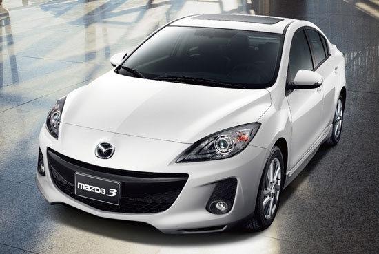 2013 Mazda 3 4D 1.6 頂級型