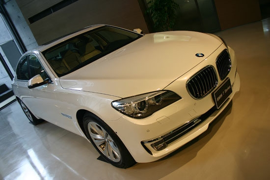 2013 BMW 7-Series 730d