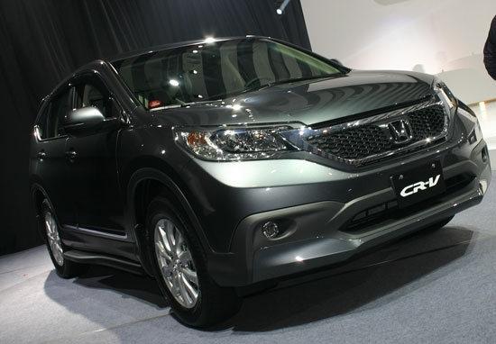 2013 Honda CR-V 2.0 VTi