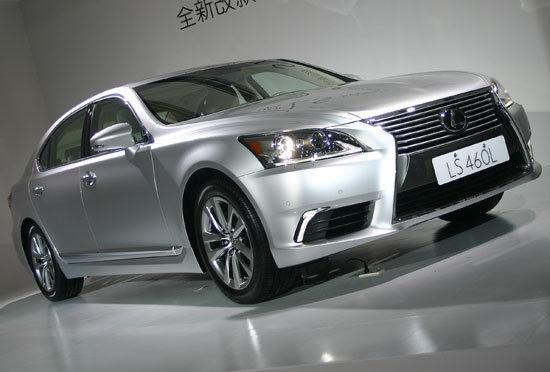 2013 Lexus LS 460L