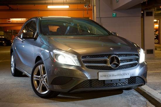 M-Benz_A-Class_A200 CDI Urban BlueEFFICIENCY