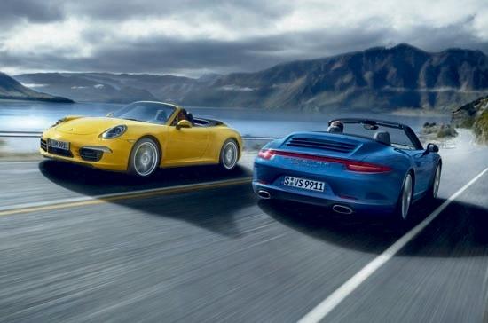 Porsche_911 Carrera 4_Cabriolet