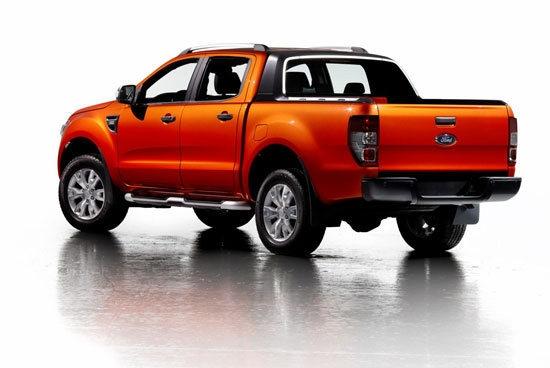 Ford_Ranger_ Wildtrak運動旗艦型