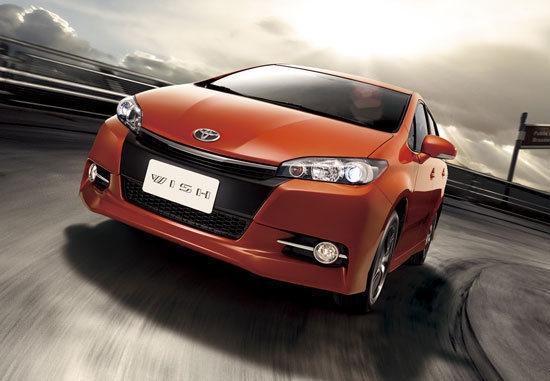 2013 Toyota Wish 2.0經典