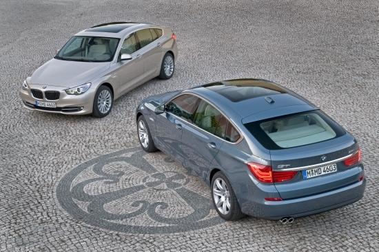2013 BMW 5-Series GT