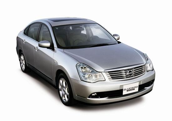 2013 Nissan Bluebird
