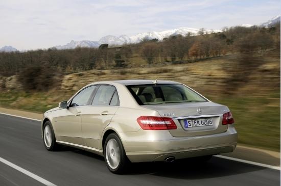 M-Benz_E-Class Sedan_E200 BlueEFFICIENCY Avantgarde