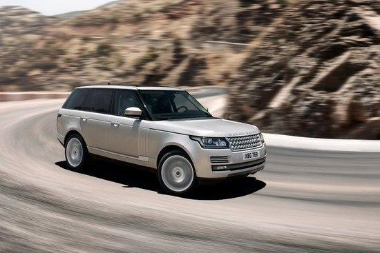 2013 Land Rover Range Rover 3.0 TDV6 Vogue