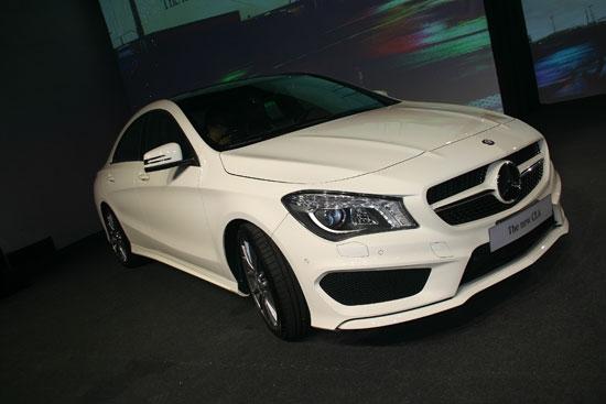 2013 M-Benz CLA-Class