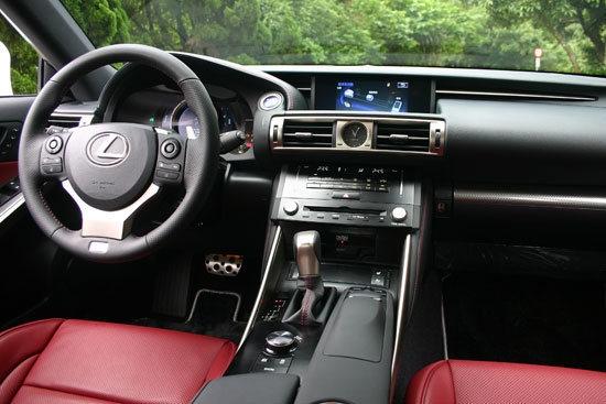 Lexus_IS_250 F Sport Navi版
