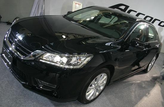 2013 Honda Accord(NEW) 2.4 VTi-S Exclusive