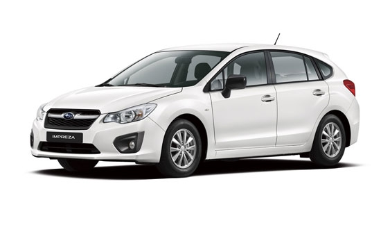 2013 Subaru Impreza(NEW)