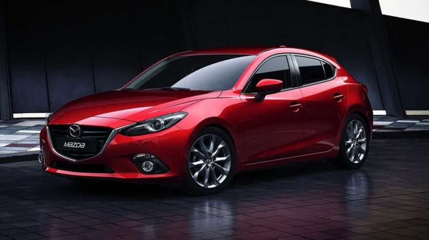 2015 Mazda 3 5D