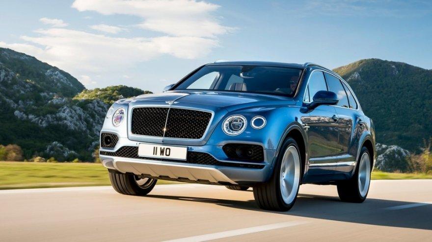2017 Bentley Bentayga 4.0 Diesel