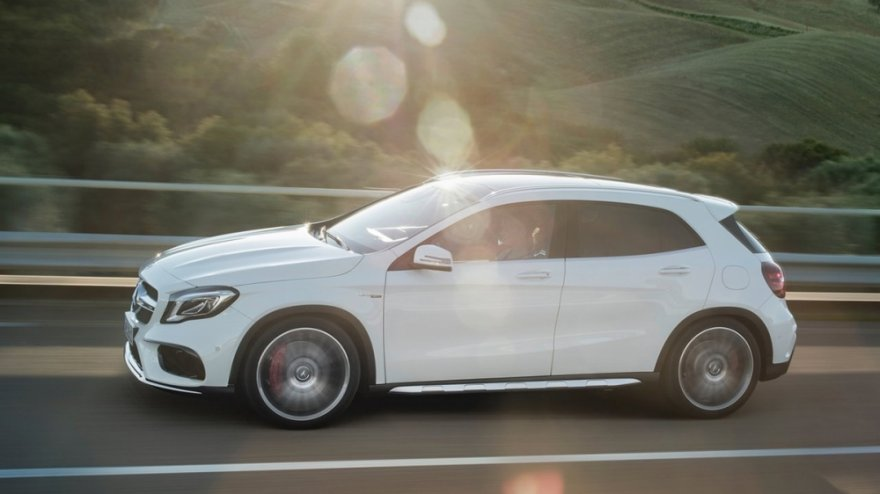 M-Benz_GLA-Class(NEW)_AMG GLA45 4MATIC