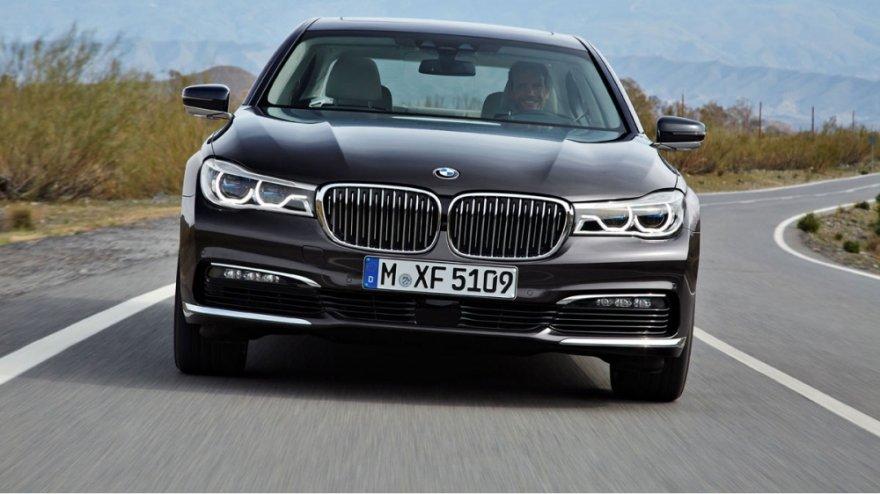 2016 BMW 7-Series 730i