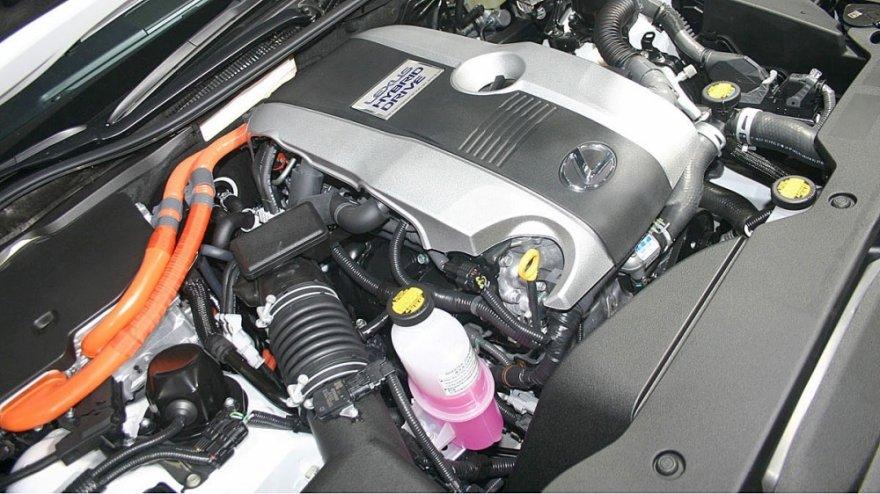 Lexus_GS_300h F Sport版