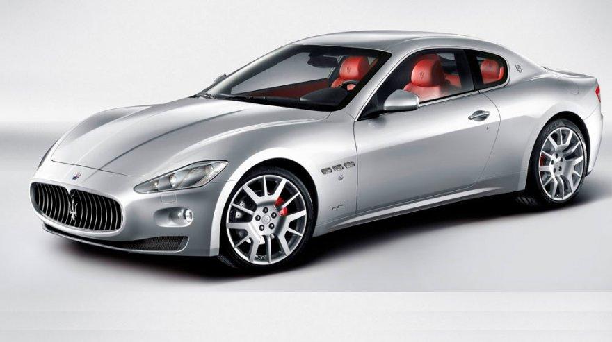 2015 Maserati GranTurismo 4.2