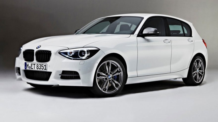 2014 BMW 1-Series M135i手排版