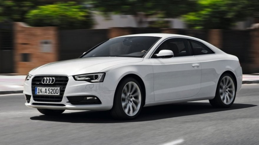 2016 Audi A5 Coupe 35 TFSI