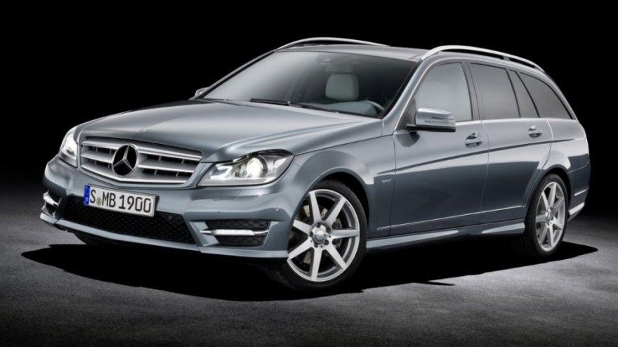 M-Benz_C-Class Estate_C220 CDI BlueEFFICIENCY Classic