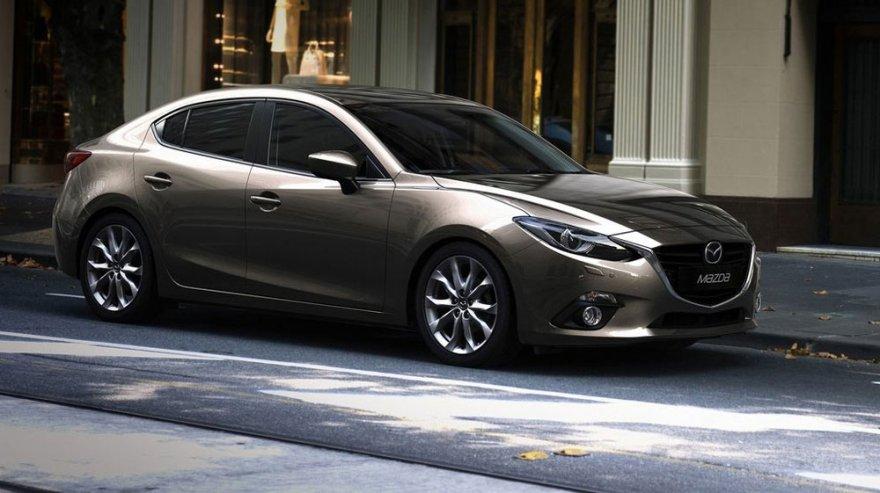 2015 Mazda 3 4D