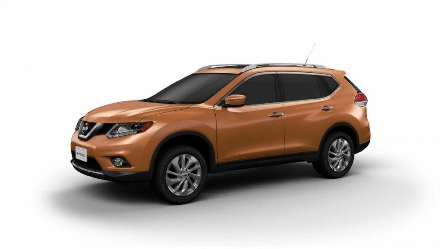 Nissan_X-Trail_2.5豪華版