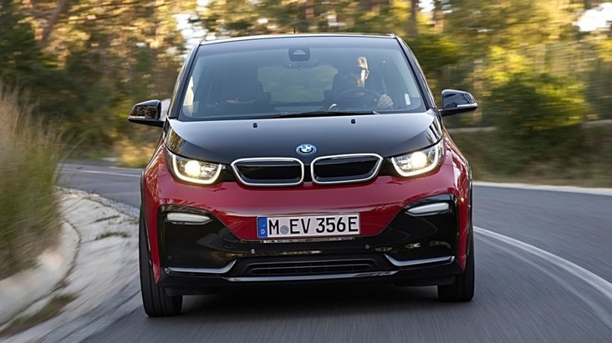 BMW_i3_S Electric