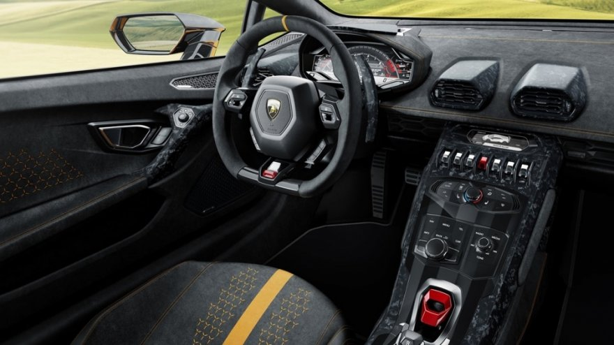 Lamborghini_Huracan Coupe_Performante