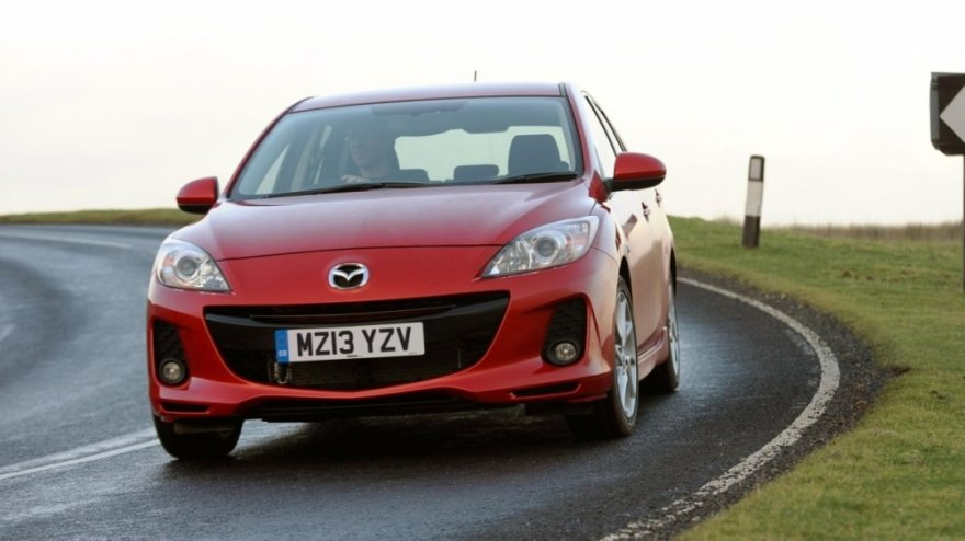 2014 Mazda 3 5D 1.6尊貴型