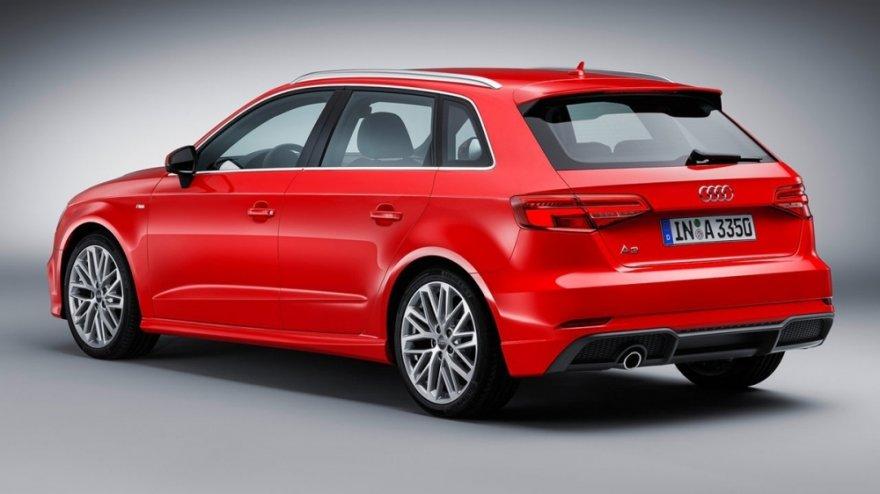 2019 Audi A3 Sportback 40 TFSI Sport
