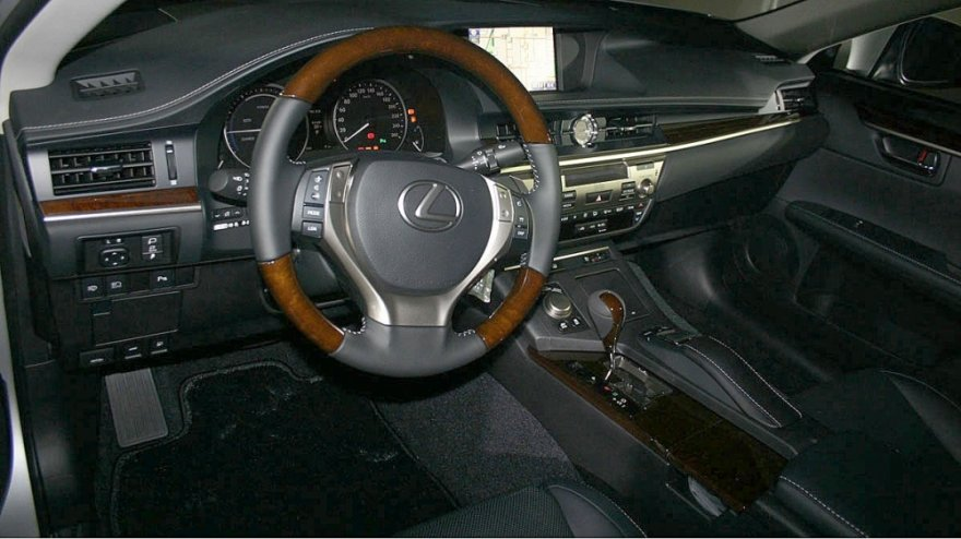 Lexus_ES_350旗艦版
