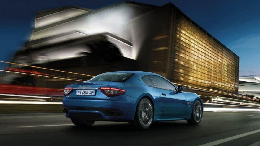 Maserati_GranTurismo_4.7 Sport Auto